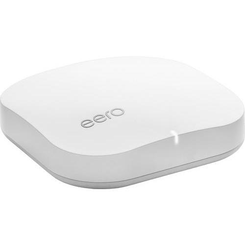 eero - Wireless-AC Tri-band Wi-Fi Router - White
