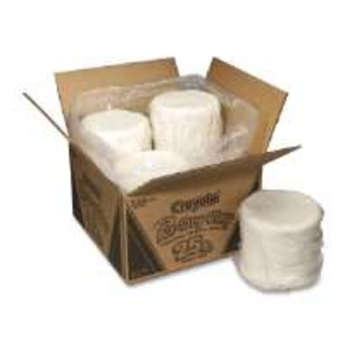 Crayola. 575001 Air-Dry Clay White 25 lbs
