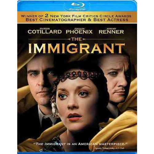 The Immigrant [The Immigrant (Blu-ray Disc)]