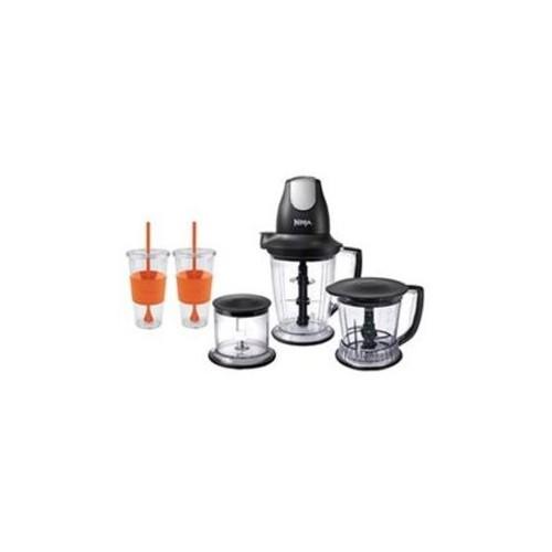 Ninja Ninja Master Prep Pro Food & Drink Mixer, Black w/ Copco Togo Cup Mug Bundle