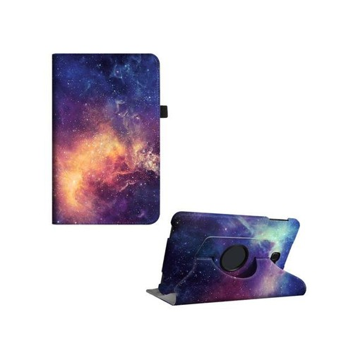 Fintie Samsung Galaxy Tab A 10.1 SM-T580/SM-T585 Tablet Case - 360 Degrees Rotating Swivel Stand Cover, Galaxy