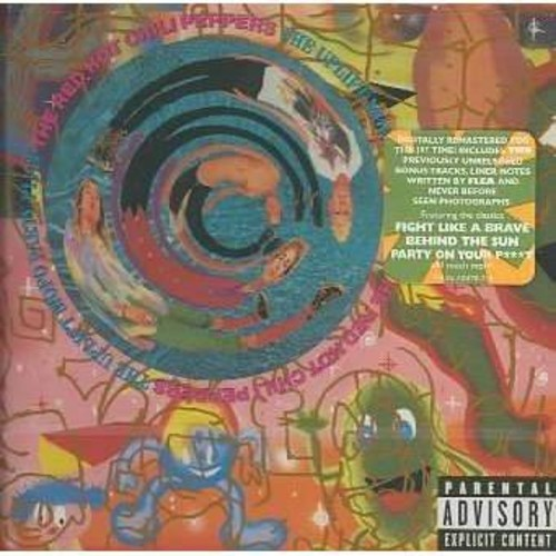 Red hot chili pepper - Uplift mofo party plan [Explicit Lyrics] (CD)