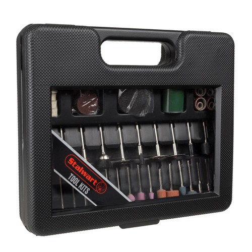 Stalwart Rotary Tool Accessory Kit (100-Piece)