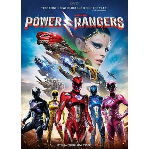 Saban's Power Rangers (DVD)