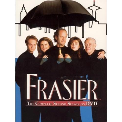 Frasier: The Complete Second Season (4 Discs) (dvd_video)