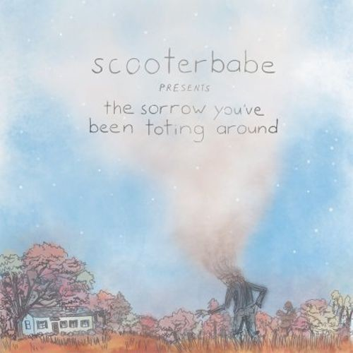 Sorrow You've Been Toting Around [CD]