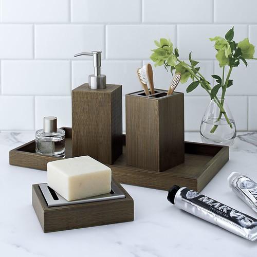 Dixon Bamboo Soap Dispenser