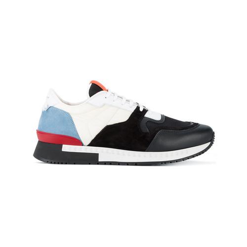 Grey Blue Runner sneakers