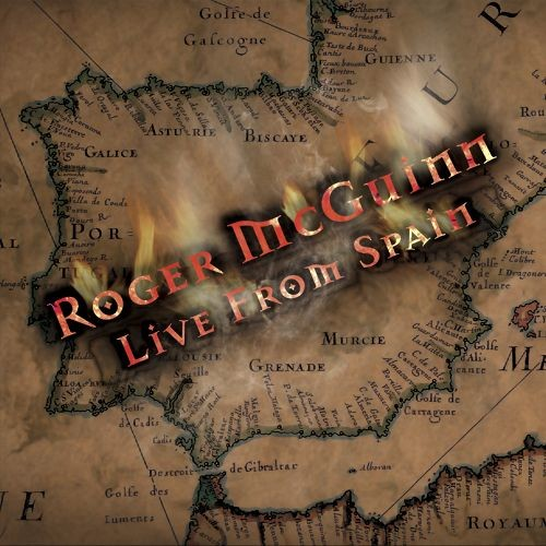 Live from Spain [CD]