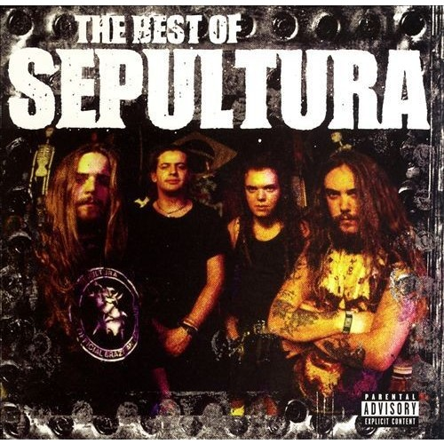 The Best of Sepultura [CD] [PA]
