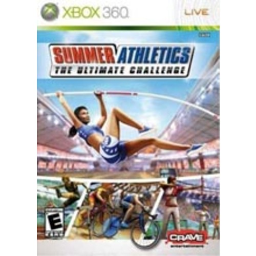 Crave Entertainment Summer Athletics