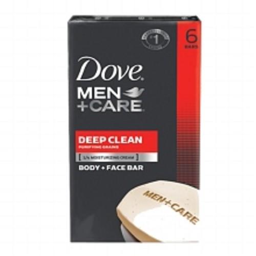 Dove Men+Care Body and Face Bar Deep Clean
