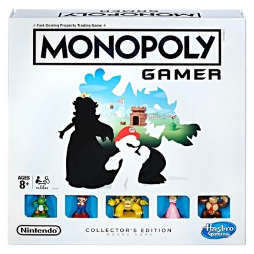 Monopoly Game Nintendo Gamer Collector's Edition