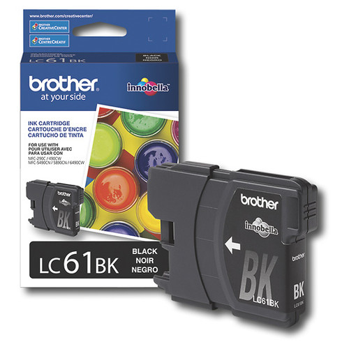 Brother Innobella Black Replacement Printer Ink Cartridge