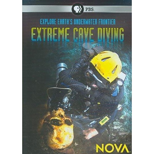 Nova: Extreme Cave Diving (DVD)