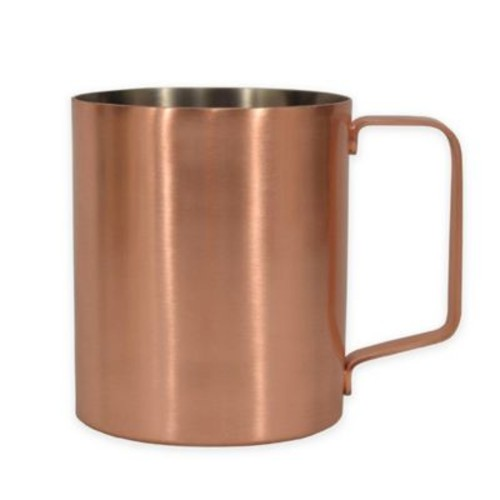 Moscow Mule Mug in Matte Copper