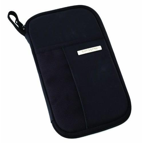 Samsonite Luggage Zip Close Travel Wallet [Black, One Size]