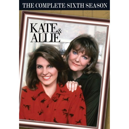 Kate & Allie Complete Sixth Season