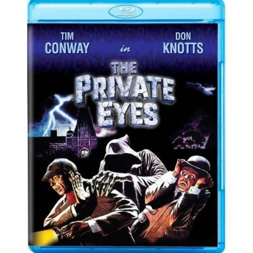 The Private Eyes (Blu-ray)