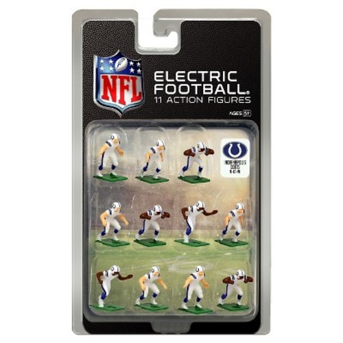 Tudor Games Indianapolis Colts White Uniform NFL Action Figure Set