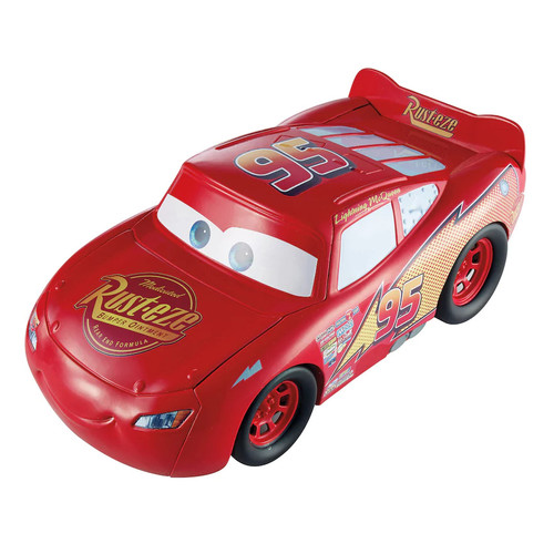 Disney / Pixar Cars Transforming Lightning McQueen Playset