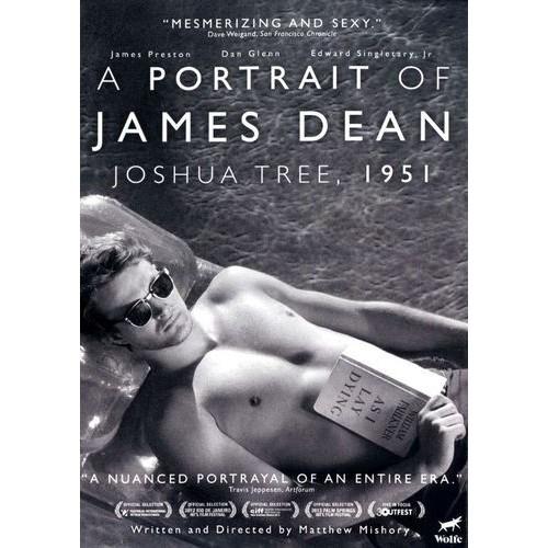 A Portrait of James Dean: Joshua Tree, 1951 [DVD] [2012]