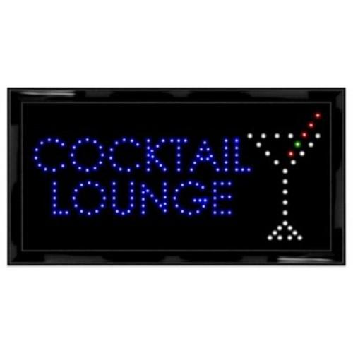 LED Cocktail Lounge Sign