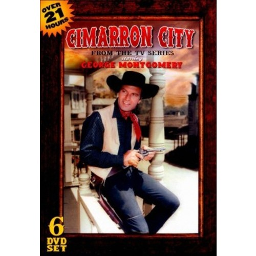 Cimarron city:Complete series (DVD)