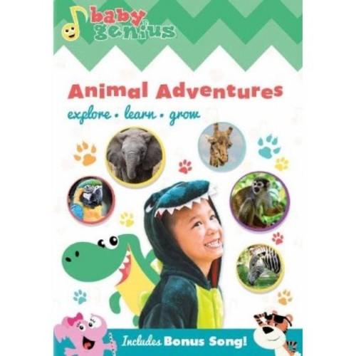 Baby Genius:Animal Adventures (DVD)