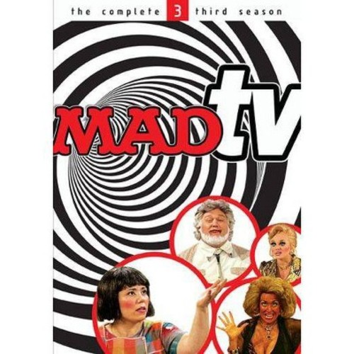 MADtv: The Complete Third Season [4 Discs]