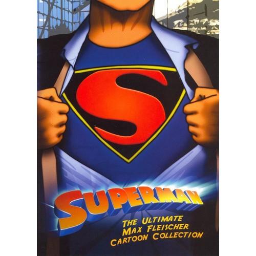 Superman: The Ultimate Max Fleischer Cartoon Collection [DVD]