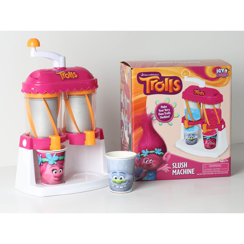 Dreamworks Trolls Slush Machine