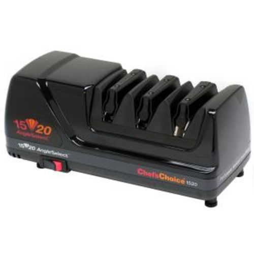 Chef'sChoice M1520 AngleSelect Diamond Hone Knife Sharpener in Black