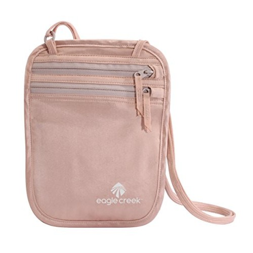 Eagle Creek Travel Gear Silk Undercover Neck Wallet [Rose]