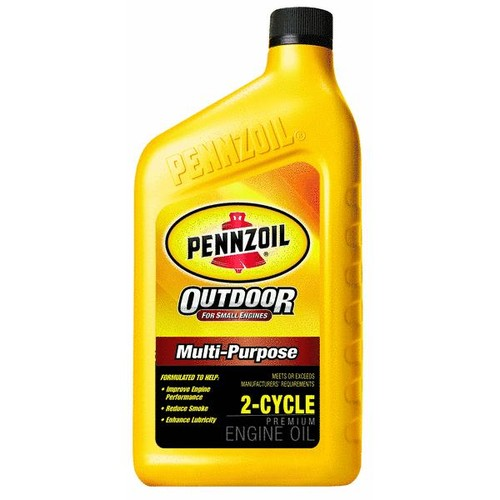 Pennzoil Outboard/Multi-Purpose 2-Cycle Motor Oil - 3857