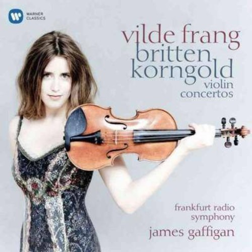 Vilde Frang - Britten/Korngold Violin Concertos
