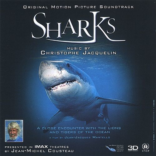 Sharks [Original IMAX Motion Picture Soundtrack] [CD]