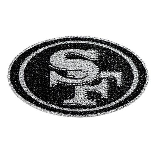 San Francisco 49ers Bling Emblem