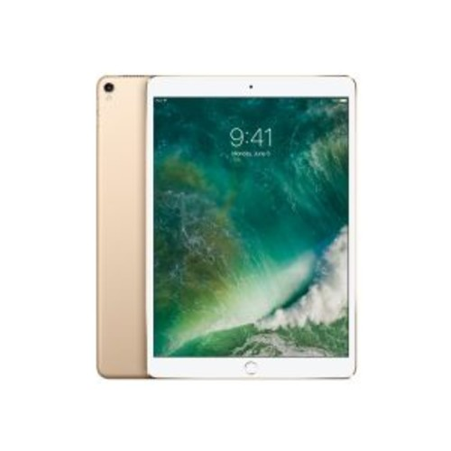 Apple 10.5-inch iPad Pro Wi-Fi 64GB - Gold (MQDX2LL/A)