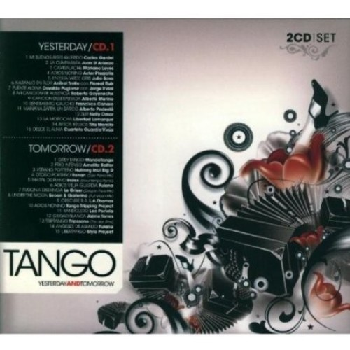 Tango: Yesterday and Tomorrow [CD]