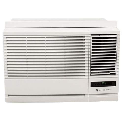 Friedrich CP08G10B 8000 BTU 115V Window Air Conditioner with Three Fan Speeds and Remote Control