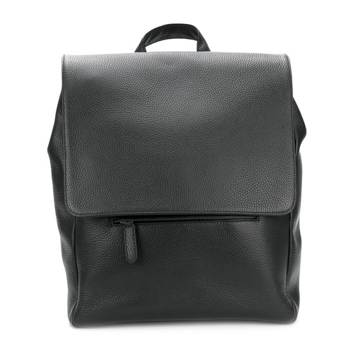 classic fold-over backpack
