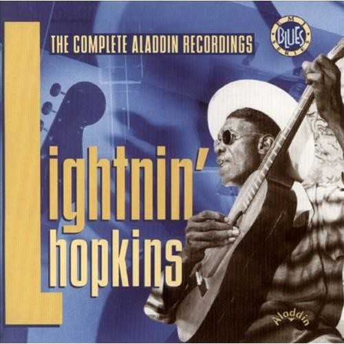 The Complete Aladdin Recordings [CD]