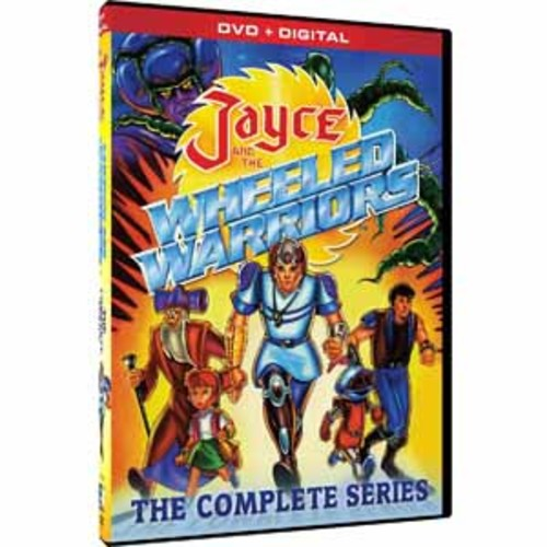 Jayce and the Wheeled Warriors: The Complete Series [DVD] [Digital HD]