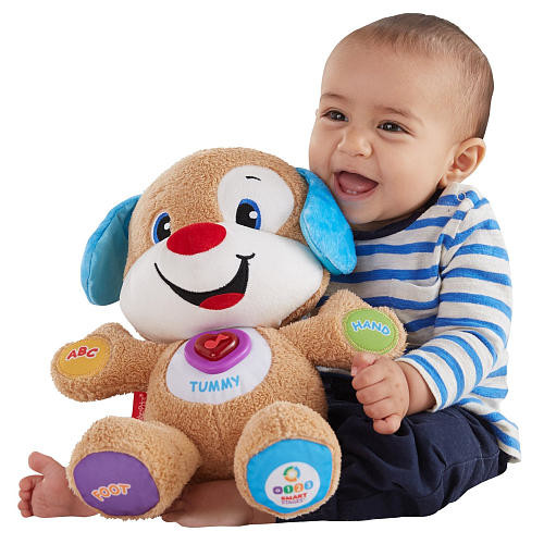 Smart Stages Puppy by Fisher-Price