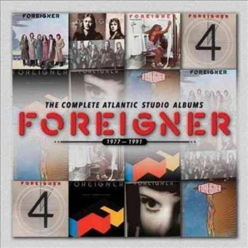 Foreigner - The Complete Atlantic Studio Albums 1977-1991