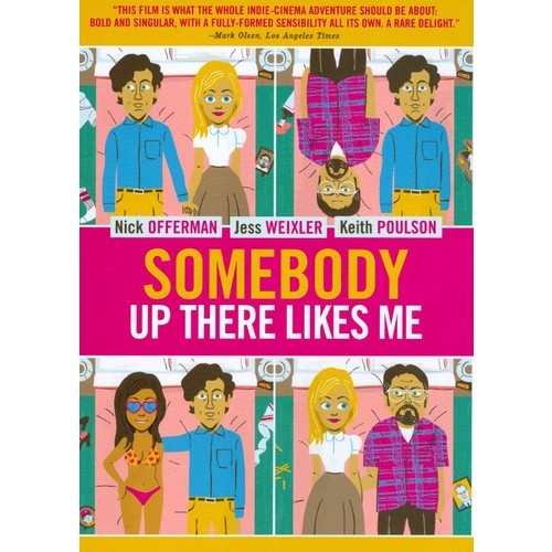 Somebody Up There Likes Me [DVD] [2012]