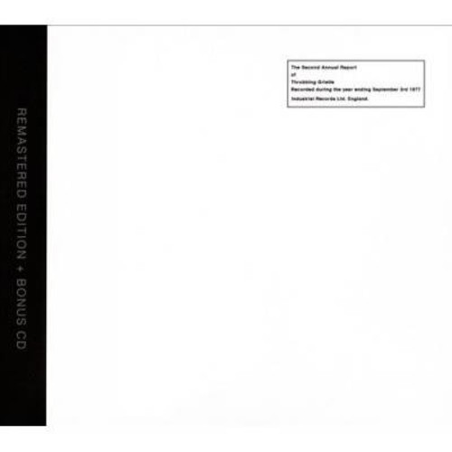 Throbbing Gristle - Second Annual Report (CD)