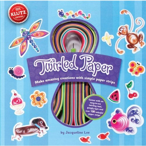 Klutz Twirled Paper Craft Kit