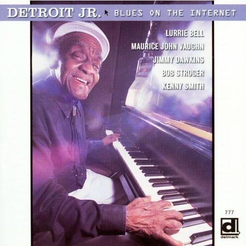 Blues On The Internet CD (2011)